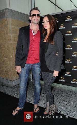 Emmett J. Scanlan and Claire Cooper     'Batman Live' World Premiere at the Manchester Evening News Arena...