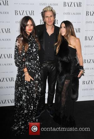 John Taylor of Duran Duran and guests Harper's Bazaar Women of the Year Awards held at Claridge's. London, England -...