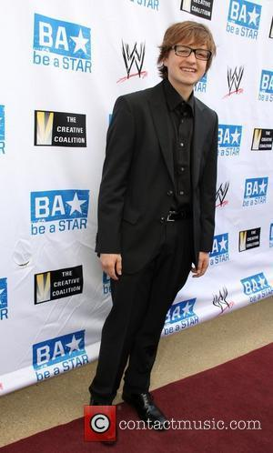 Angus T. Jones Anti-Bullying Alliance 'Be A Star' launched by The Creative Coalition, A-List celebs and WWE at The Washington...