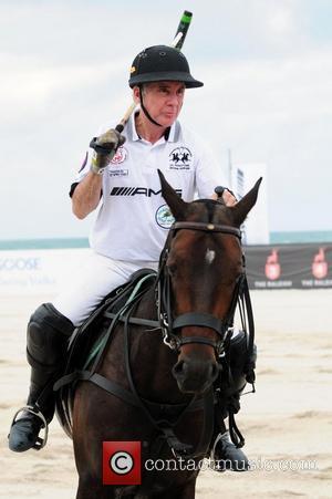 John Walsh  AMG Beach Polo World Cup - Day 3 Miami Beach, Florida - 23.04.11