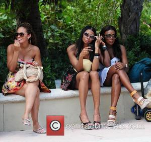 VH1 Basketball Wives' Evelyn Lozada, Jennifer Williams and new cast member  AMG Beach Polo World Cup - Day 3...
