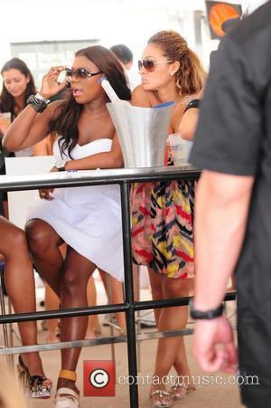 VH1 Basketball Wives cast member Evelyn Lozada  AMG Beach Polo World Cup - Day 3 Miami Beach, Florida -...