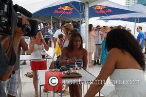 VH1 Basketball Wives cast member Royce Reed  AMG Beach Polo World Cup - Day 3 Miami Beach, Florida -...