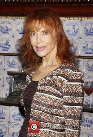Tina Louise wearing Anna Sui  at the 2011 Broadway Beacon Awards held at The Players Club - Inside Arrivals...
