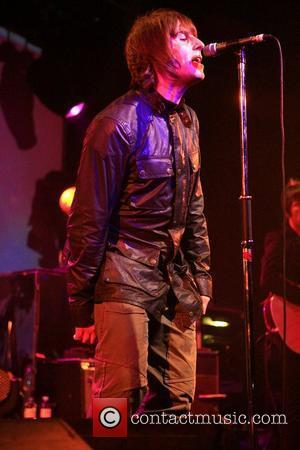 Liam Gallagher Designs Cancer Charity T-shirt