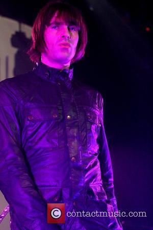Ex-Oasis singer Liam Gallagher fronting his new band, Beady Eye performing at Barrowlands. Glasgow, Scotland - 03.03.11