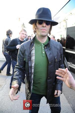 Members of Beady Eye are seen leaving the Lowery Hotel to go to the Manchester Apollo Manchester, England - 06.03.11