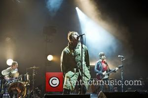 Liam Gallagher, Brixton Academy, Beady Eye