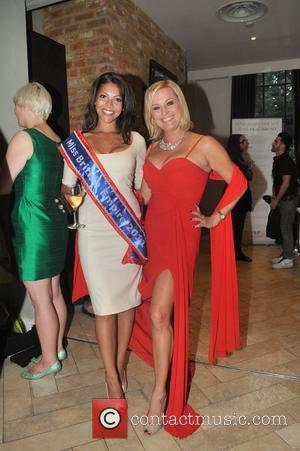 Guests and Lizzie Cundy