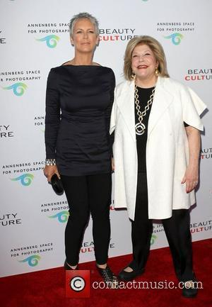 Jamie Lee Curtis, Wallis Annenberg 'Beauty Culture' Photographic Exploration held at the Annenberg Space for Photography Century City, California -...