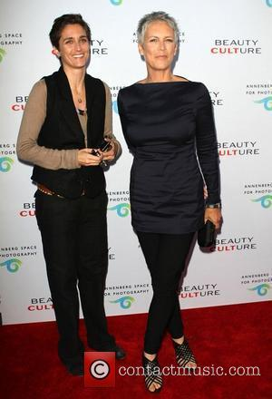 Alexandra Hedison, Jamie Lee Curtis 'Beauty Culture' Photographic Exploration held at the Annenberg Space for Photography Century City, California -...