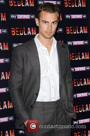 Theo James Bedlam TV show Launch at the British Acadamy  London, England - 27.01.11