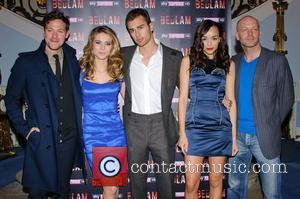 Will Young, Ashley Madekwe, Hugo Speer and Theo James