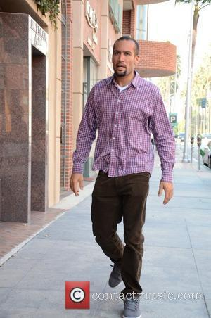 Ben Harper musician out and about in Beverly Hills Los Angeles, California - 03.11.11