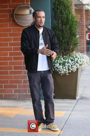 Ben Harper  out and about in Beverly Hills  Los Angeles, California - 27.10.11