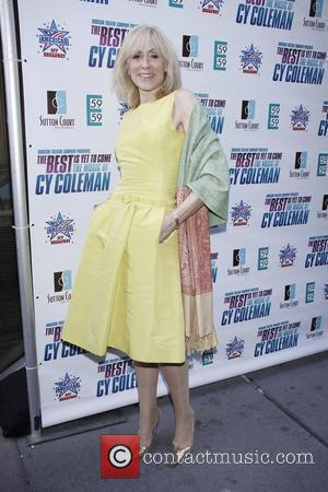 Judith Light wearing Oscar de la Renta Opening night of the Rubicon Theater production of 'The Best Is Yet To...