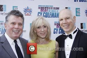 Billy Stritch, Judith Light and David Zippel Opening night of the Rubicon Theater production of 'The Best Is Yet To...