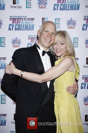 David Zippel and Judith Light  Opening night of the Rubicon Theater production of 'The Best Is Yet To Come:...