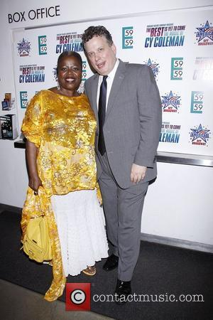 Lillias White and Billy Stritch  Opening night after party for the Rubicon Theater production of 'The Best Is Yet...
