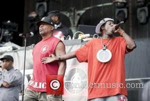 Chuck D, Flavor Flav and Public Enemy