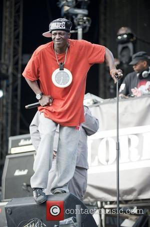 Flavor Flav and Public Enemy