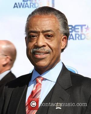 Al Sharpton BET Awards '11 held at the Shrine Auditorium  Los Angeles, California - 26.06.11