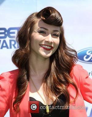 Karmin BET Awards '11 held at the Shrine Auditorium  Los Angeles, California - 26.06.11