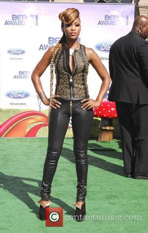 Eve  BET Awards '11 held at the Shrine Auditorium Los Angeles, California - 26.06.11