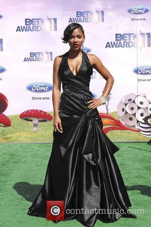 Meagan Good  BET Awards '11 held at the Shrine Auditorium Los Angeles, California - 26.06.11