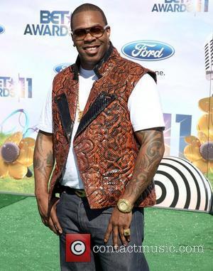 Busta Rhymes BET Awards '11 held at the Shrine Auditorium Los Angeles, California - 26.06.11