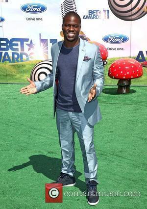 Kevin Hart BET Awards '11 held at the Shrine Auditorium Los Angeles, California - 26.06.11