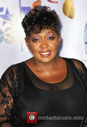 Anita Baker The 11th Annual BET Awards held at the Shrine Auditorium - Press Room Los Angeles, California - 26.06.11