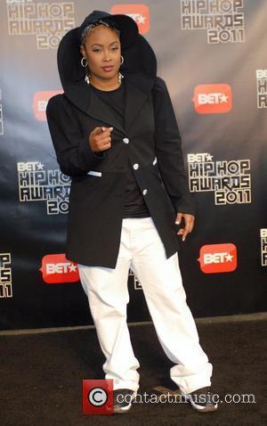 Da Brat BET Hip Hop Awards 2011 at the Atlanta Civic Center - Arrivals Atlanta, Georgia - 01.10.11
