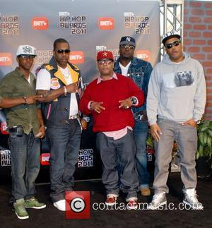 Busta Rhymes and Spliff Star BET Hip Hop Awards 2011 at the Atlanta Civic Center - Arrivals Atlanta, Georgia -...