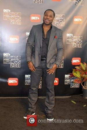 Malcolm Jamal Warner BET Hip Hop Awards 2011 at the Atlanta Civic Center - Arrivals  Atlanta, Georgia - 01.10.11