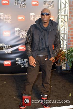 Tyrese BET Hip Hop Awards 2011 at the Atlanta Civic Center - Arrivals  Atlanta, Georgia - 01.10.11