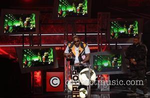 Busta Rhymes BET Hip Hop Awards 2011 at the Atlanta Civic Center - Inside Atlanta, Georgia - 01.10.11
