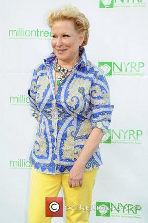 Bette Midler Bette Midler's New York Restoration Project's tenth annual Spring Picnic at Gracie Mansion  New York City, USA...