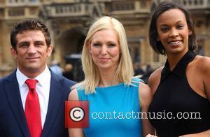 Alex Reid, Sasha Parker and Korin Nolan Better Breakfast Campaign Photocall held at Cromwell Green London, England - 07.09.11