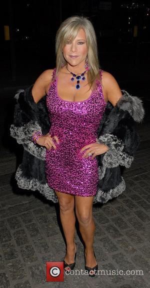 Sam Fox,  at Liz McClarnon's birthday party at Shaka Zulu - Arrivals London, England - 13.04.11