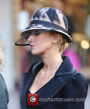 Katherine Kelly   The funeral of Betty Driver held at St Ann's Church Manchester, England - 22.10.11
