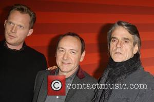 Paul Bettany, Berlin, Jeremy Irons and Kevin Spacey