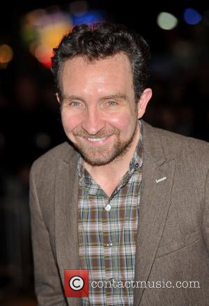 Eddie Marsan 55th BFI London Film Festival: Junkhearts - official screening held at the Vue Leicester Square - Arrivals. London,...