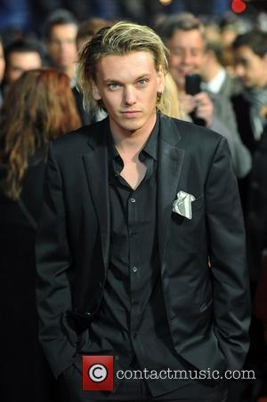 Jamie Campbell Bower and Empire Leicester Square