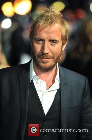 Rhys Ifans and Empire Leicester Square