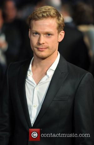 Sam Reid The BFI London Film Festival: Anonymous - gala screening held at the Empire Leicester Square - Arrivals. London,...