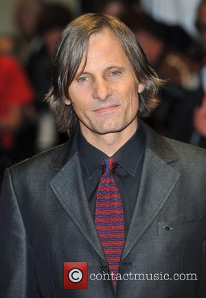 Viggo Mortensen The BFI London Film Festival: A Dangerous Method - gala screening held at the Odeon West End -...