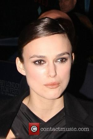 Odeon West End, Keira Knightley