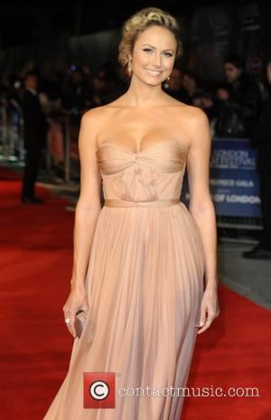 Stacy Keibler, The Descendants and Odeon Leicester Square
