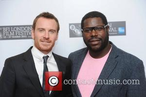 Michael Fassbender and Steve McQueen  The BFI London Film Festival - Vue Cinema Leicester Square - 'Shame' - Photocall...